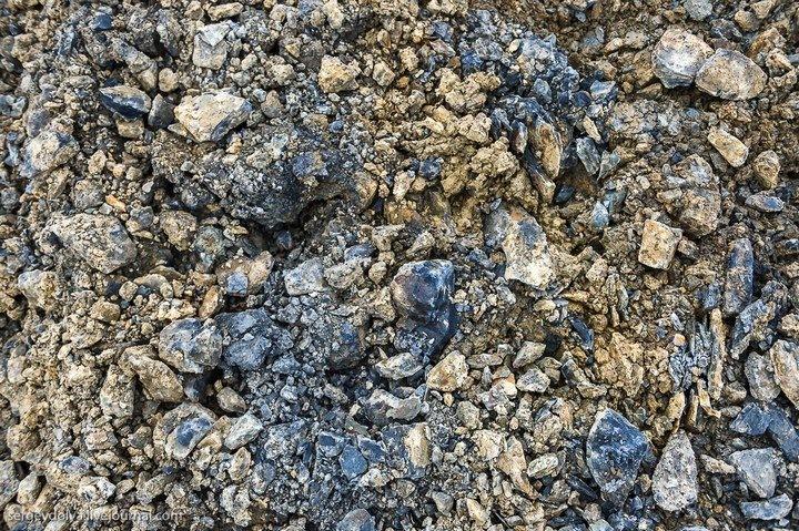 Как добывают золото на Колыме (26)