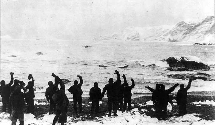 «Эндьюранс», или История выживания 28 человек среди льдов Антарктики (48)
