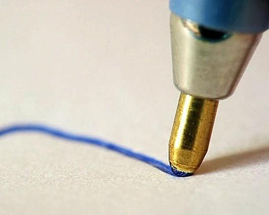 История шариковой ручки (1)