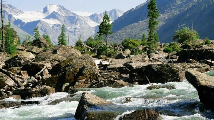 Почему люди живущие в горах живут долго (2)