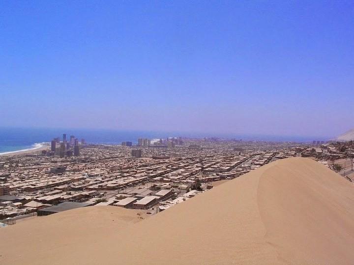 Самая большая городская песчаная дюна (2)