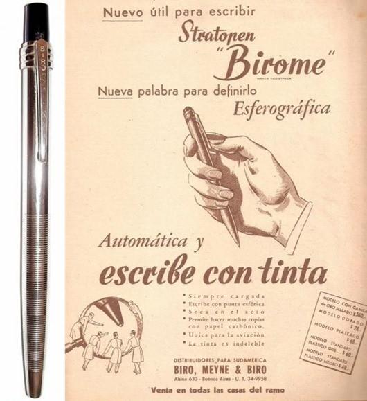 История шариковой ручки (3)