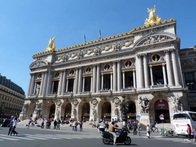 Самые известные и красивейшие театры мира (3)