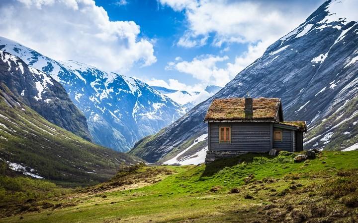 Почему люди живущие в горах живут долго (4)