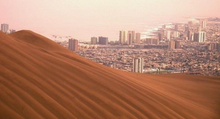 Самая большая городская песчаная дюна (4)