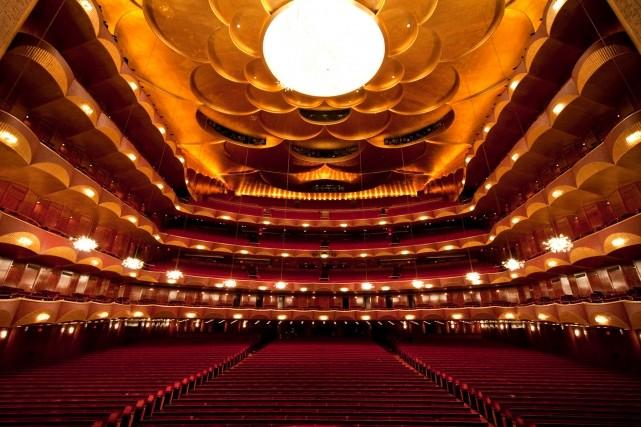 Самые известные и красивейшие театры мира (6)