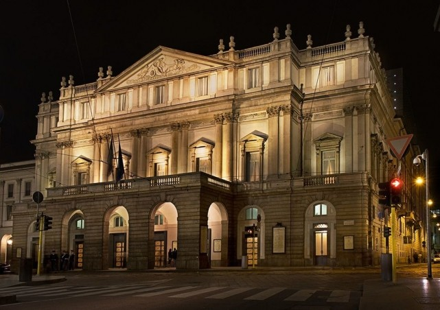 Самые известные и красивейшие театры мира (7)