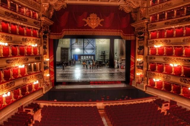Самые известные и красивейшие театры мира (8)