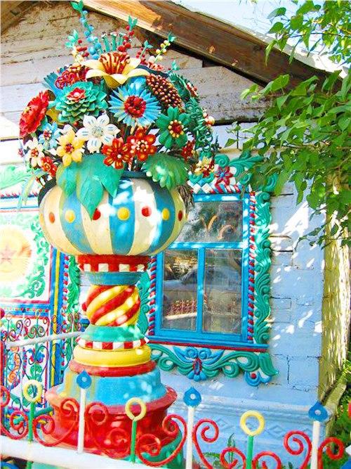 Удивительный дом русского кузнеца (4)