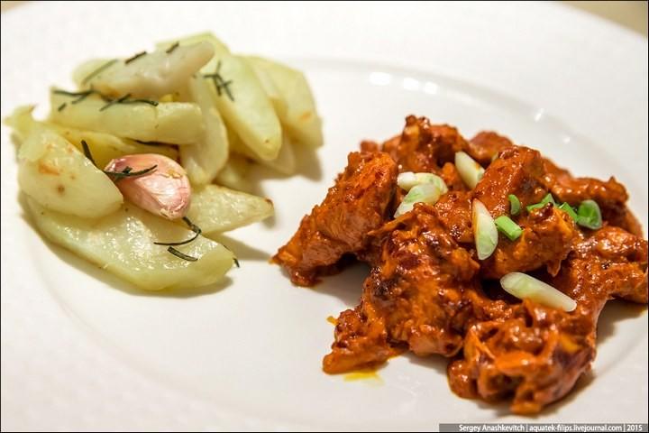 Курица-карри в сливочном соусе (14)