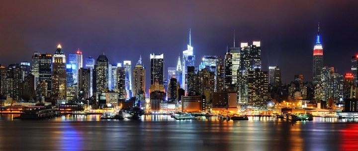 Нью-Йорк впечатляющий (1)