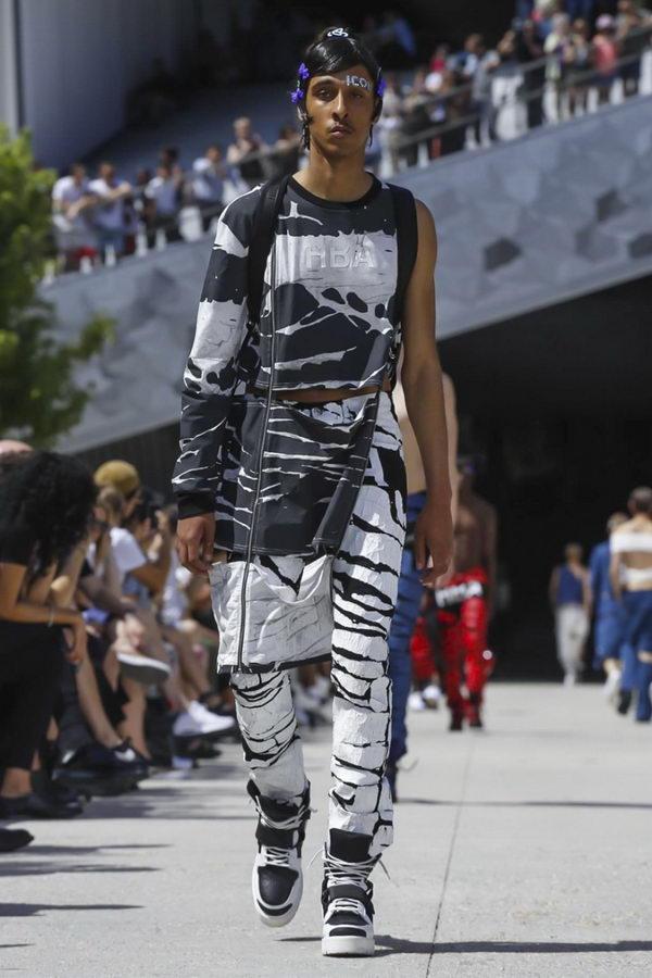Мужская мода из Парижа или модельеры продолжают глумиться (10)