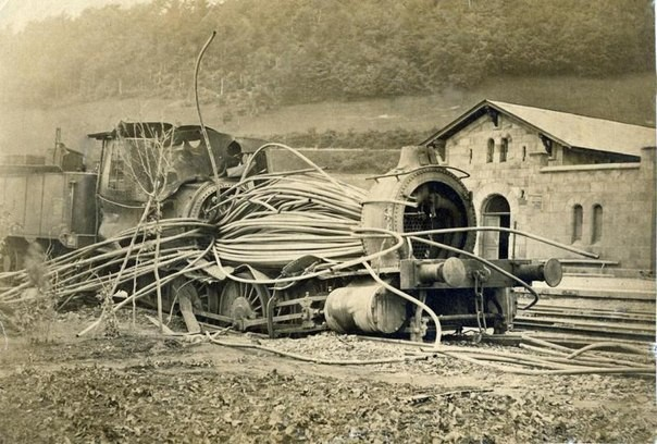 Взрыв паровозного котла (10)