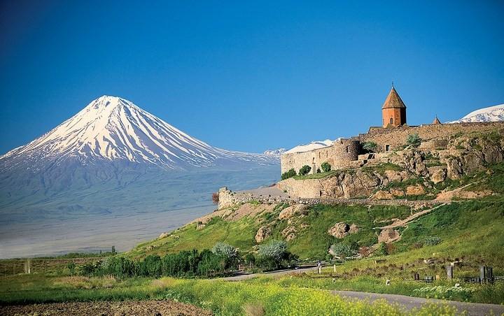 Несколько интересных фактов об Армении (1)