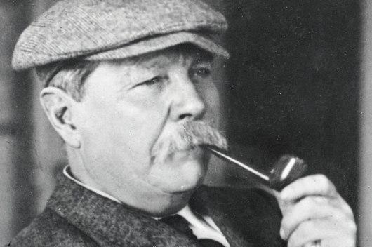 Неизвестные факты об Артуре Конан Дойле (1)