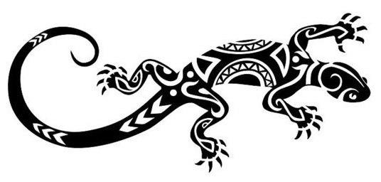Полинезия — родина тату (6)