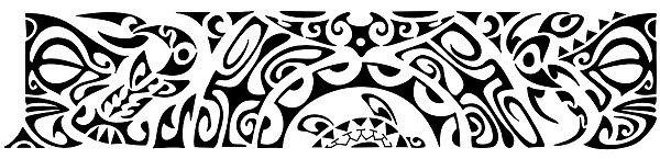 Полинезия — родина тату (7)