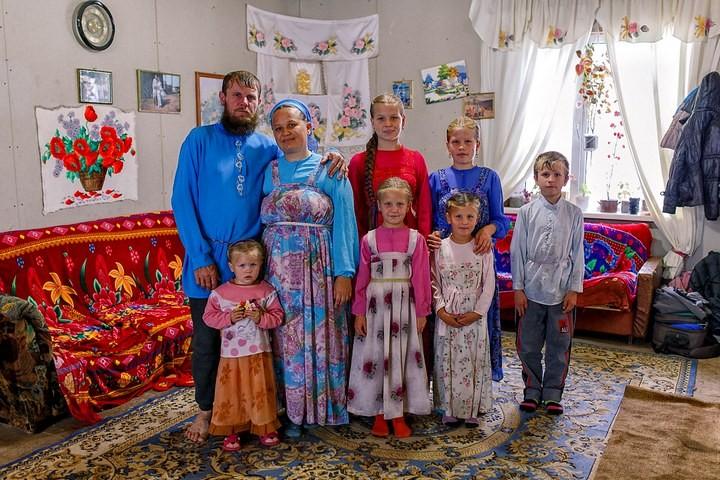 Староверы Дерсу. Семья Мурачевых (1)