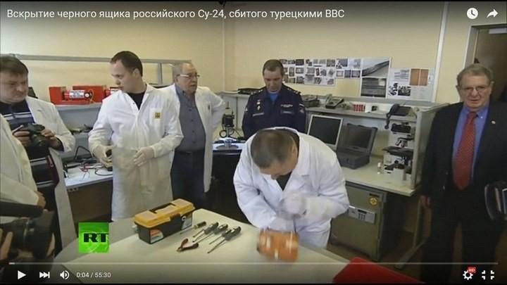 Вскрытие чёрного ящика с самолёта СУ-24М. Cтыдно за отечественную электронику! Опозорились на весь мир (1)