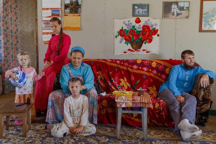 Староверы Дерсу. Семья Мурачевых (9)