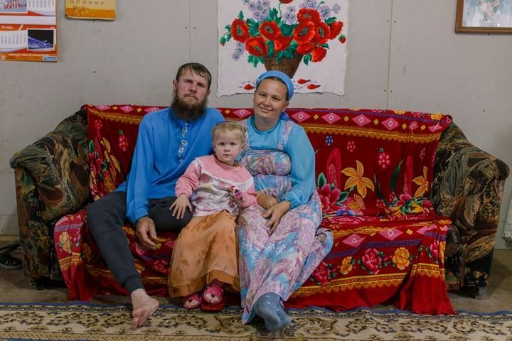 Староверы Дерсу. Семья Мурачевых (16)
