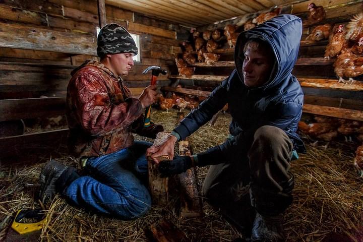 Староверы Дерсу. Семья Мурачевых (22)
