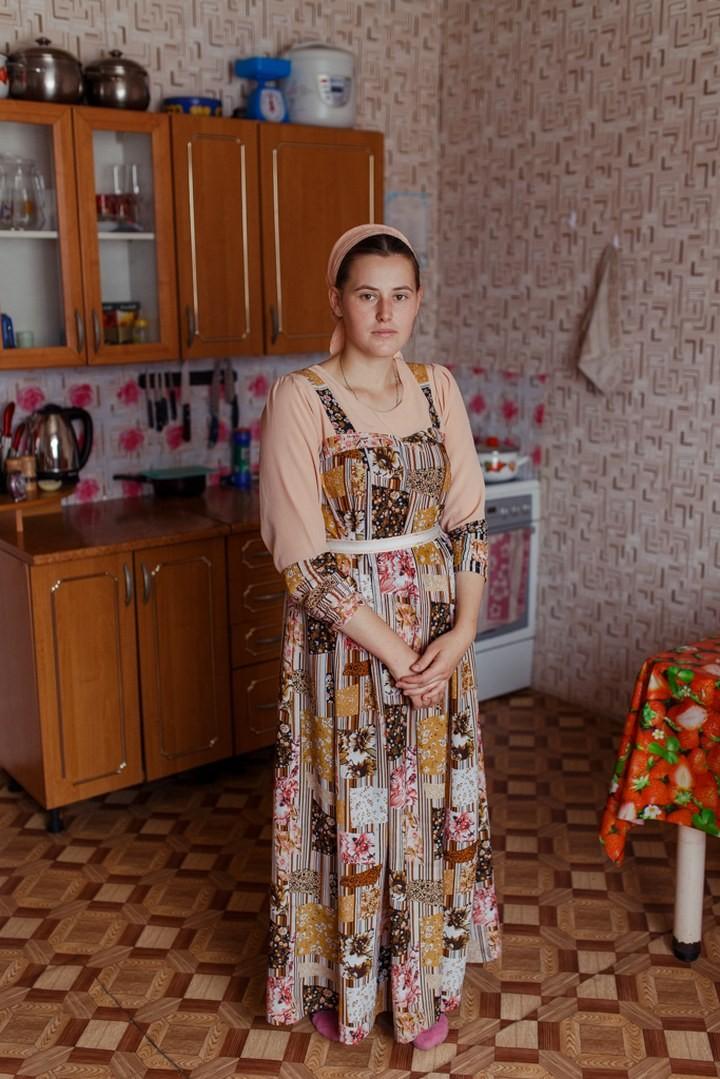 Староверы Дерсу. Семья Мурачевых (24)