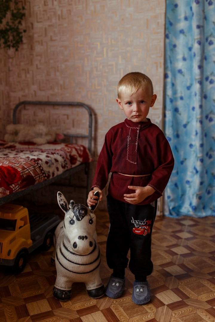Староверы Дерсу. Семья Мурачевых (25)