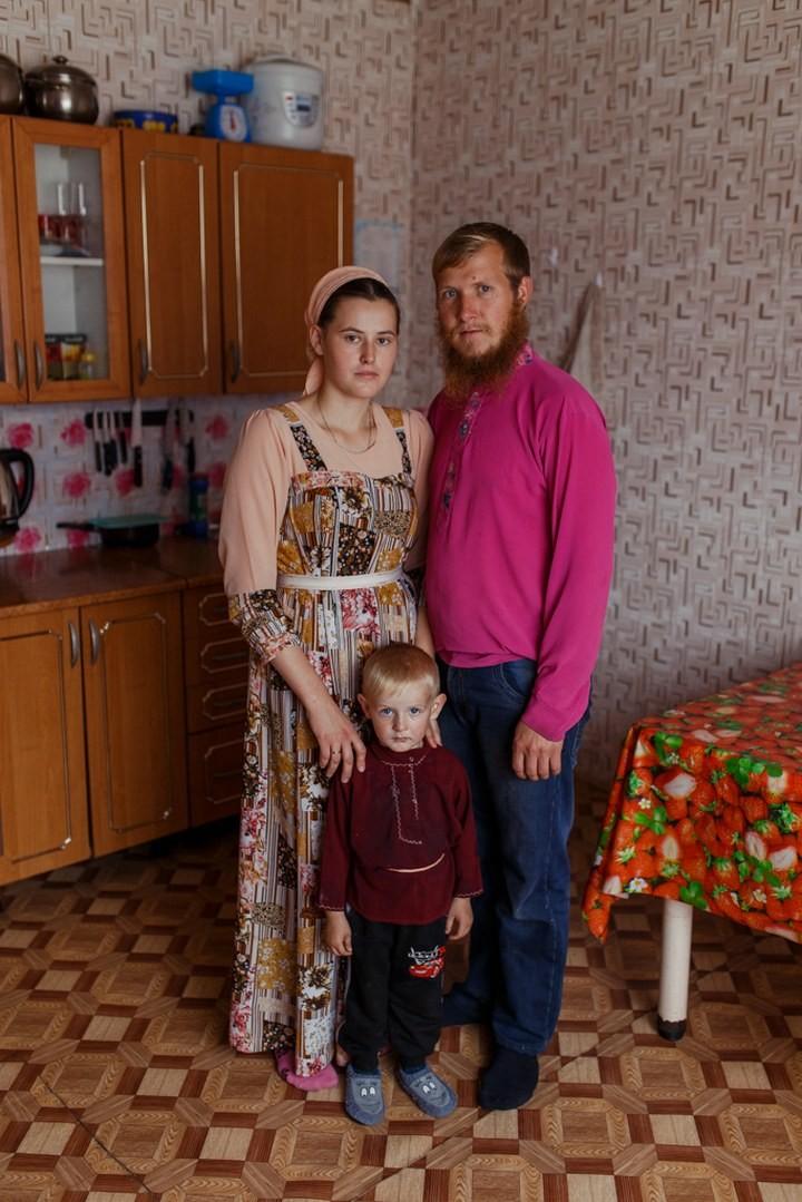 Староверы Дерсу. Семья Мурачевых (26)