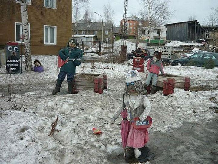 """Дворовое """"искусство"""" (18)"""