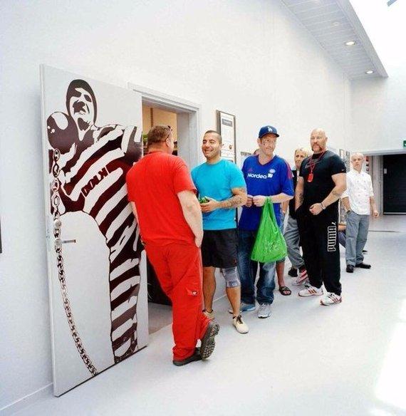 фото тюрьмы в Норвегии (5)