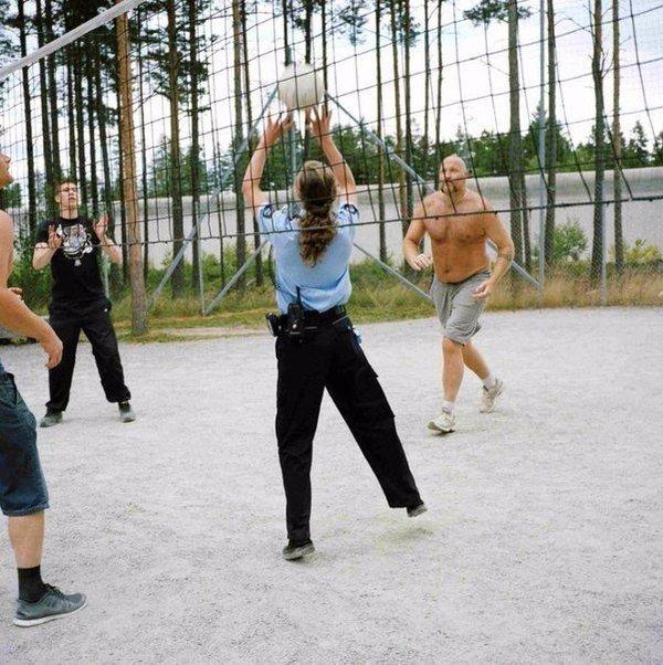 фото тюрьмы в Норвегии (6)