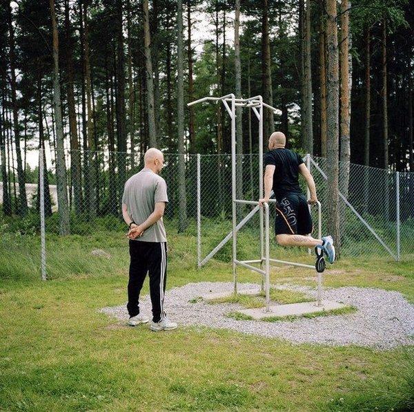 фото тюрьмы в Норвегии (7)