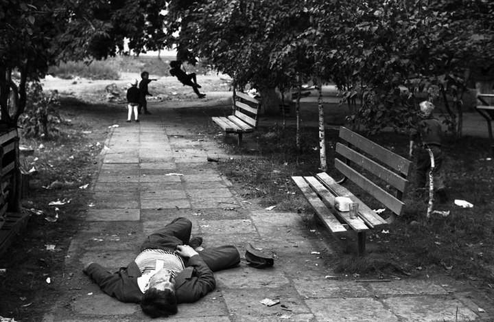 """Непарадные фотографии """"Великого и Могучего"""" от Владимира Соколаева (63)"""