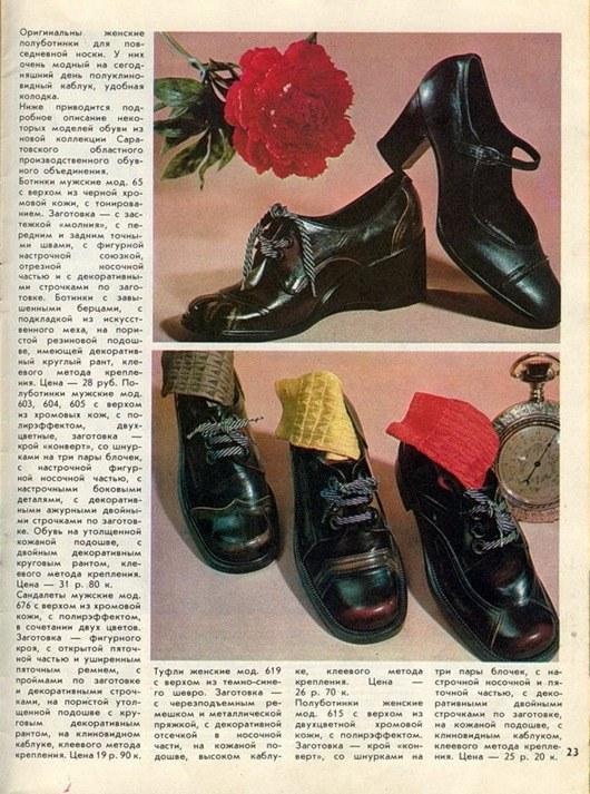 """Журнал """"Новые товары"""" 1977 года (12)"""