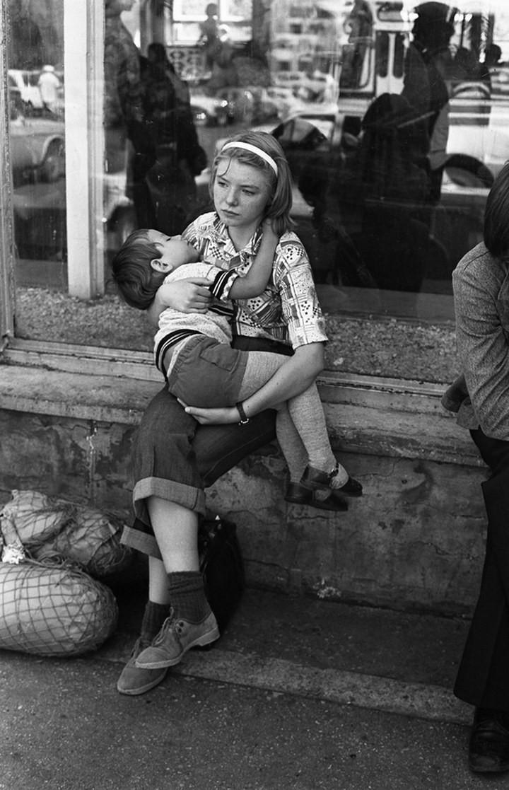 """Непарадные фотографии """"Великого и Могучего"""" от Владимира Соколаева (49)"""