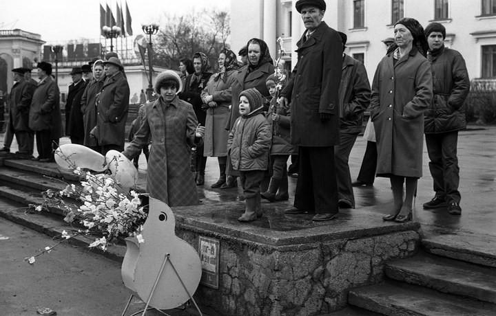 """Непарадные фотографии """"Великого и Могучего"""" от Владимира Соколаева (36)"""