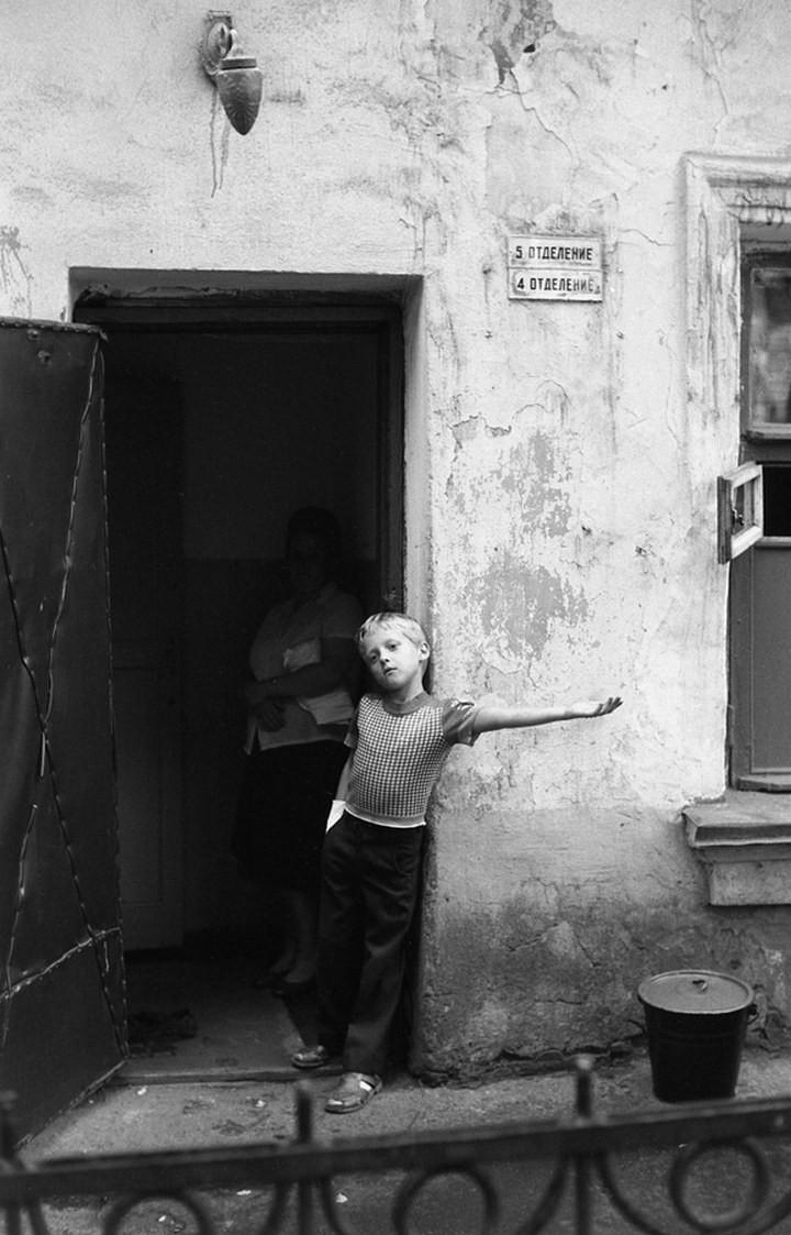 """Непарадные фотографии """"Великого и Могучего"""" от Владимира Соколаева (35)"""