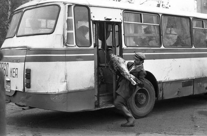"""Непарадные фотографии """"Великого и Могучего"""" от Владимира Соколаева (34)"""