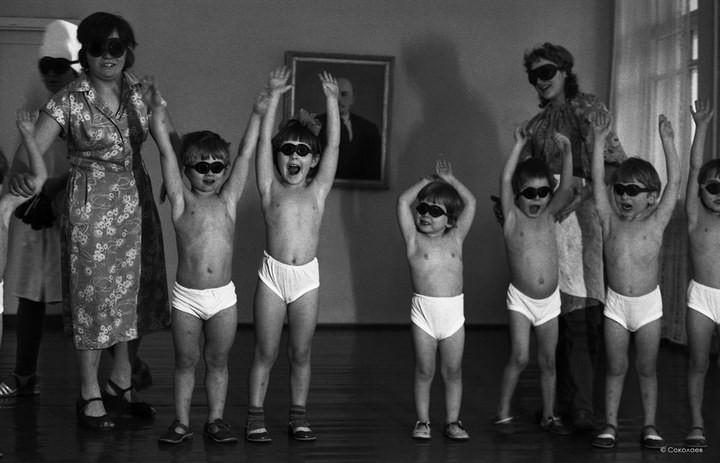 """Непарадные фотографии """"Великого и Могучего"""" от Владимира Соколаева (24)"""