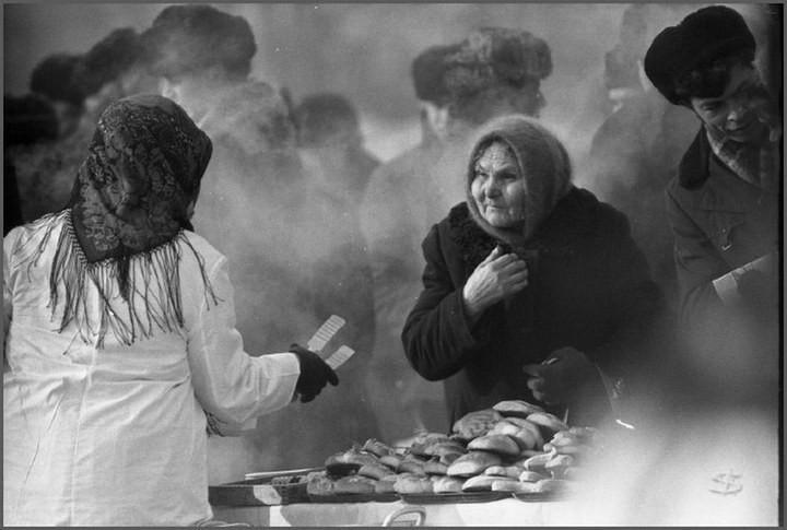 """Непарадные фотографии """"Великого и Могучего"""" от Владимира Соколаева (23)"""