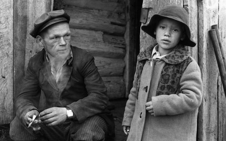 """Непарадные фотографии """"Великого и Могучего"""" от Владимира Соколаева (19)"""