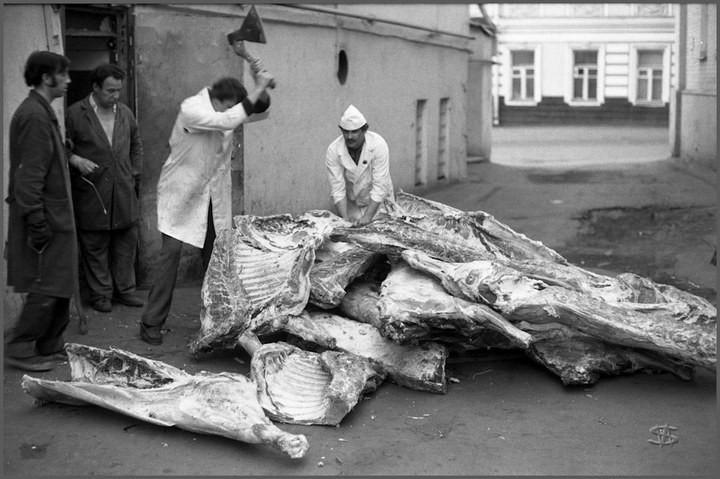 """Непарадные фотографии """"Великого и Могучего"""" от Владимира Соколаева (16)"""