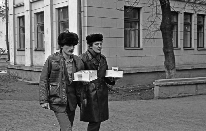 """Непарадные фотографии """"Великого и Могучего"""" от Владимира Соколаева (12)"""