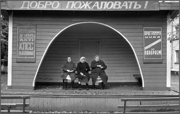 """Непарадные фотографии """"Великого и Могучего"""" от Владимира Соколаева (9)"""