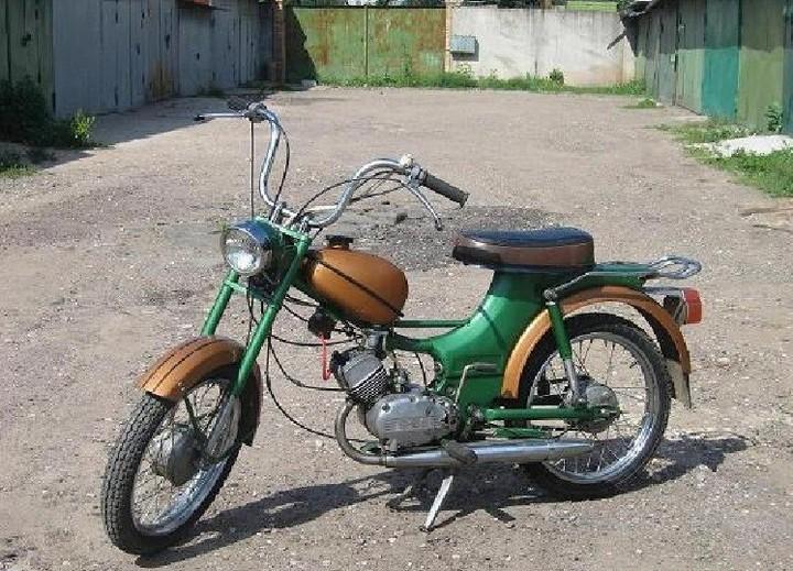 Советские мопеды (10)