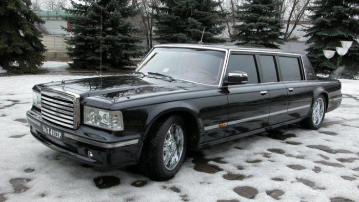 Президентский лимузин ЗИЛ-4112Р (1)