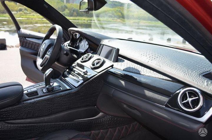 Как из хорошей машины сделать чудовище или тюнинг BMW X6 (10)