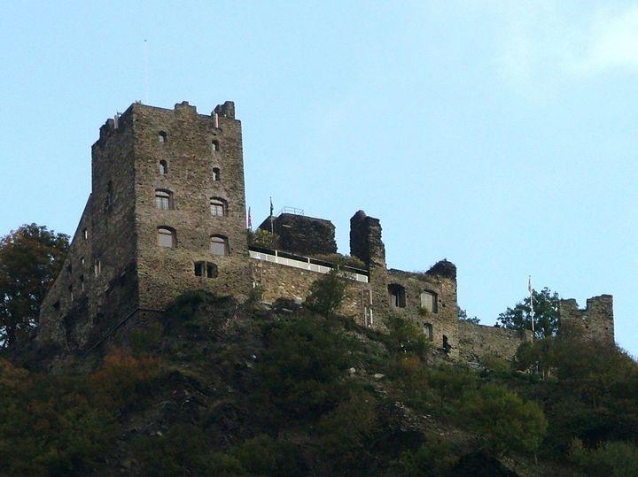 Самые знаменитые замки Германии (12)