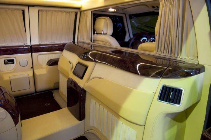 Президентский лимузин ЗИЛ-4112Р (15)